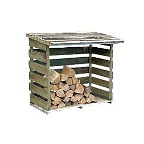 Forest Log Store 1
